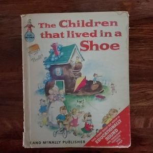 The Children That Lived In A Shoe Childrens Book